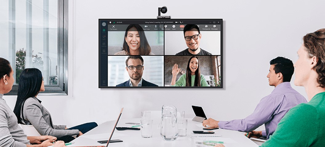 Yealink Microsoft Teams Video Conferening Kit feature