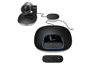 Logitech Group Video Conference Camera Bundle with Speakerphone (960-001054)