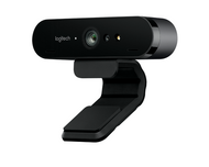 Logitech BRIO 4K Ultra HD webcam with RightLight™ 3 with HDR