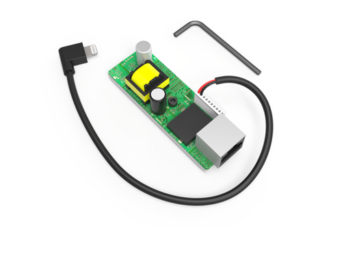 Power Over Ethernet Adapter for Heckler Design Enclosures