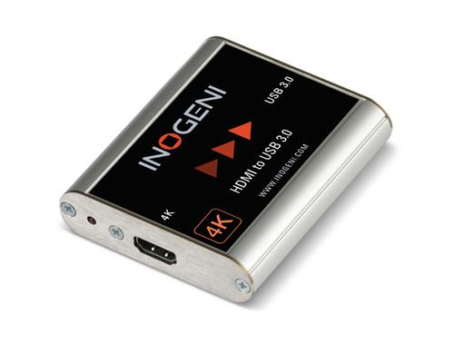 Inogeni 4K to USB3.0 Video Converter Dongle