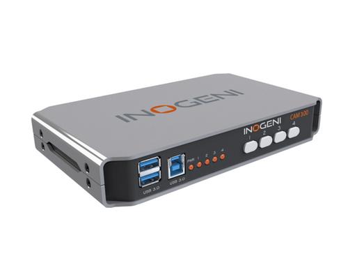 INOGENI CAM 300 HDMI and USB 2.0 Camera Selector