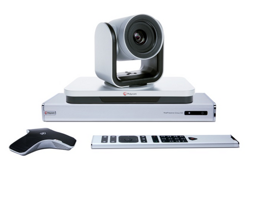 Polycom RealPresence Group 500 System perfect for any conference room (7200-64250-001)