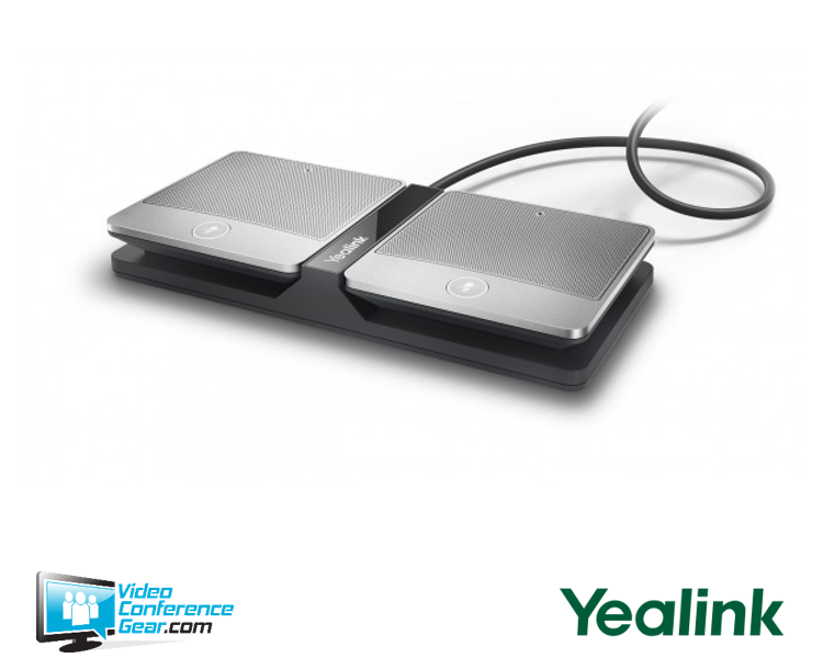 Yealink CP960 Optima IP Conference Phone with Wireless Microphones for  Large Conference Rooms