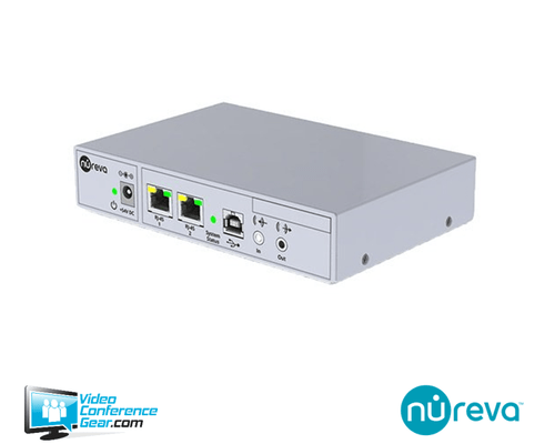 Dual Nureva HDL300 Audio Conferencing System Powered by Nureva Microphone Mist technology (white) (Dual-HDL300-w)