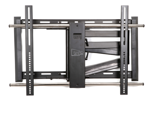 "Rapid Video Mounts Extra Large Articulating Mount for 50""-85"" TVs up to 150 lbs. (RVM-75FM150)"
