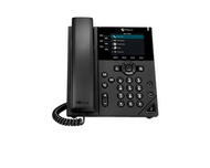 Polycom VVX 350 Business IP Phone Certified for Zoom Phone