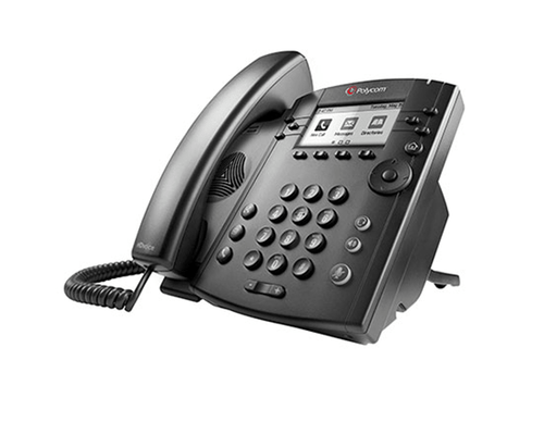 Polycom VVX 311 Business Media Phone Certified for Zoom Phone