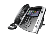 Polycom VVX 601 Business Media Phone Certified for Zoom Phone