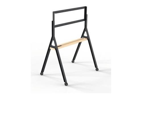 Heckler Design Rolling Stand Designed for the DTEN D7 Interactive Whiteboard (H965-BG)