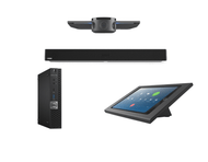Zoom Rooms Kit featuring the Jabra PanaCast and Nureva HDL300 with Dell OptiPlex Perfect for Any Meeting Space