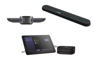 Microsoft Teams Kit featuring the Jabra PanaCast and Yamaha Enterprise Soundbar with the HP Slice Perfect for Any Conference Room
