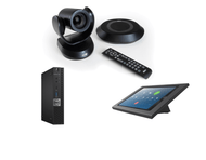 Zoom Rooms Kit featuring the AVer VC520 Pro Bundled Camera and Audio Solution with Dell OptiPlex Perfect for any Conference Room