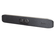 Poly Studio X50 Video Soundbar Bundled with the Poly TC8 Ready to Use with Zoom Rooms, Microsoft Teams and Other Leading Video Conferencing Platforms