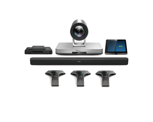 Yealink ZVC830 Zoom Rooms Kit for Large Conference Rooms