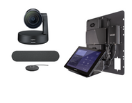 Crestron Flex Integrator bundle with Logitech Rally Medium for Microsoft Teams