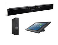 Zoom Rooms Kit featuring the Yamaha CS700 Video Soundbar with Dell OptiPlex Ready for any Huddle Room