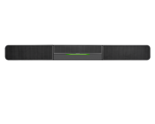 Crestron UC Video Conference Smart Soundbar Wall Mounted Audio Solution for Unified Communications