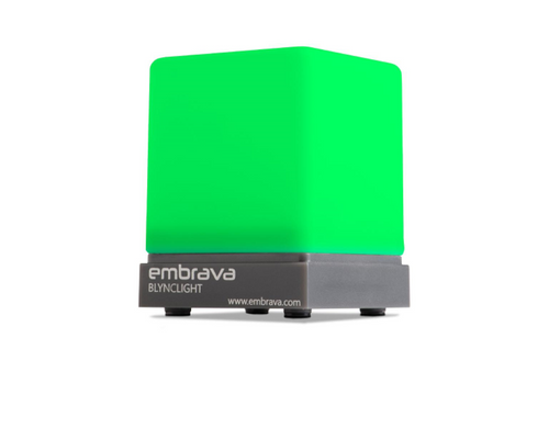 Embrava BlyncLight Standard - Busy Light Indicator for Zoom, Teams and more