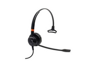 Lumena 110 USB Mono Headset with built Presence Light Indicator