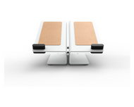 Heckler Design H621 Apple MacBook Stand For the Office, Work-from-Home, or Classroom (White)