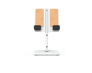 Heckler Design H620 Apple iPad Stand For the Office, Work-from-Home, or Classroom (White)