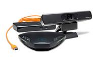 Konftel C20EGO - Konftel Ego Speakerphone, CAM20 Video Camera, and OCC Hub
