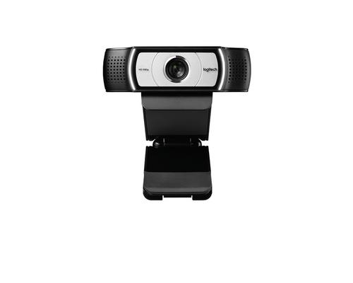 Logitech C930E Business Webcam for Video Conferencing