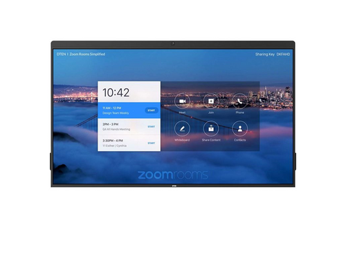 DTEN ON SERIES 55 Inch Zoom Rooms Appliance All-in-One