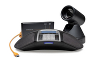Konftel C50300 Hybrid Analog Video Conferencing Kit Featuring the Konftel Cam50 PTZ Video Conferencing Camera and Konftel 300 Speakerphone with OmniSound Audio Quality