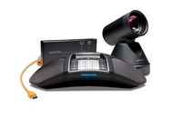 Konftel C50300Wx Video Conferencing Kit featuring the Konftel 300Wx Speakerphone and Konftel CAM 50 Video Conferencing PTZ Camera