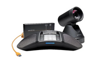 Konftel C50300IPx Video Conferencing Kit featuring the Konftel 300IPx Speakerphone and Konftel CAM 50 Video Conferencing PTZ Camera