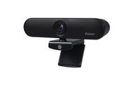 JPL Vision+ 1080P Desktop Webcam with Integrated Mic