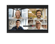 "Avocor W5555 55"" 4K Interactive Collaboration Display Certified for Microsoft Teams"