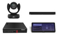 Microsoft Teams Kit featuring the AVer CAM520 Pro2 and Nureva HDL300 with the Lenovo Tiny Designed for Any Conference Room