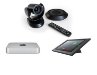 RingCentral Rooms kit with AVer VC520 Pro2 camera & speakerphone, Mac Mini, iPad, Heckler console & cables for medium rooms (VC520-PRO-MAC-RINGCENTRALROOMS)