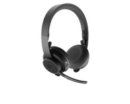 Logitech Zone Bluetooth Wireless Headset-Microsoft Team Certified with Teams Control Features