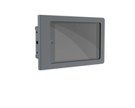 Heckler H604-BG Conference Room Signage Side Mount for iPad 10.2-inch 7th and 8th Generation