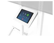 Heckler H705 Room Control/Controller Panel for Heckler AV Cart - White