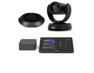 Microsoft Teams Video Conferencing Rooms kit with AVer VC520 Pro2 bundled Camera and Speakerphone for Medium Conference Rooms up to 15 people