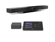 Microsoft Teams Room kit with Bose VB1 Video Collaboration Soundbar All in One video conferencing solution for Small Meeting Rooms up to 6 people