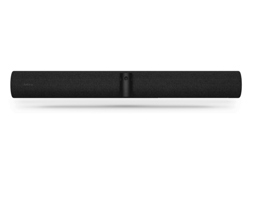 Jabra PanaCast 50 (Black) Videobar All-in-One Design for Zoom Rooms, Microsoft Teams, RingCentral and Huddle Rooms