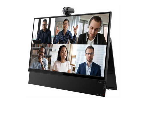 """Newline Flex 27"""" All-in-One Touch Display Integrated 4k Camera, Mic and Speakers for Personal Spaces"""