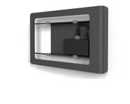 Heckler H631 Multi Mount for iPad 10.2 with Redpark Gigabit Ethernet + Power Over Ethernet (Black Grey)