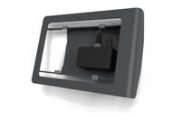 Heckler H632 Multi Mount for iPad mini with Redpark Gigabit Ethernet + Power Over Ethernet (Black Grey)