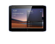 """Yealink RoomPanel for Microsoft Teams Room 8"""" Android Scheduling Display for Conference Rooms - Teams Certified"""