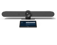 Logitech Rally Bar with Tap V2 Configured for Pexip Ready to Use Video Conferencing - Android Video Conference Room Appliance