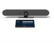 Logitech Rally Bar Mini with Tap V2 Configured for Pexip Ready to Use Video Conferencing - Android Video Conference Room Appliance