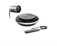 Yealink UVC30-BYOD Video Conferencing Kit Featuring the UCV84 and CP900 Speakerphone Audio for Small Rooms