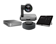Yealink MVC640 Microsoft Teams Rooms Kit Featuring the UVC84 and MSpeech for Medium Rooms